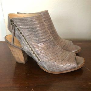 Paul Green sandal booties size 7.5 UK, 10 US